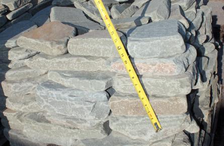 Rustic Tumbled Stone