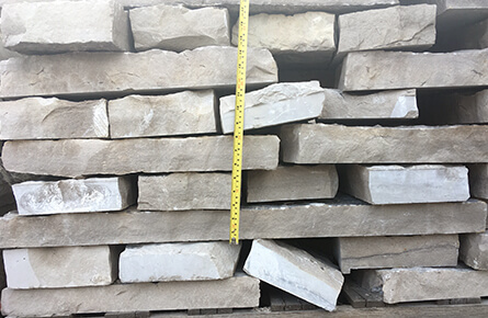 Canadian Split Wallstone